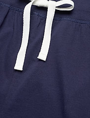 Polo Ralph Lauren Underwear - Logo-Tape Cotton Jersey Jogger - bottoms - cruise navy - 5