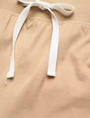 Polo Ralph Lauren Underwear - Logo-Tape Cotton Jersey Jogger - bottoms - vintage khaki - 5