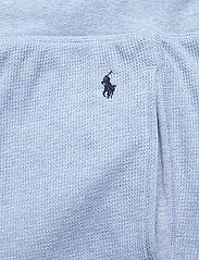 Polo Ralph Lauren Underwear - Slim Waffle-Knit Sleep Short - bottoms - new powder blue h - 2