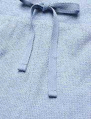 Polo Ralph Lauren Underwear - Slim Waffle-Knit Sleep Short - bottoms - new powder blue h - 3