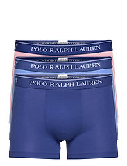 Classic Stretch-Cotton Trunk 3-Pack - 3PK BRMDA BLU/BRT