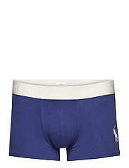 Stretch Cotton Trunk - BEACH ROYAL HEATH
