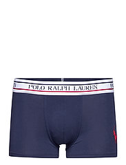 Stretch Cotton Trunk - CRUISE NAVY