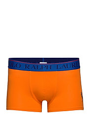Stretch Cotton Trunk - SOLAR ORANGE