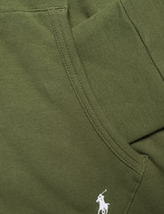 Polo Ralph Lauren Underwear - Stretch French Terry Hoodie - hoodies - supply olive - 3