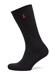 ACTIVE SLACK-SOCKS-SINGLE - BLACK