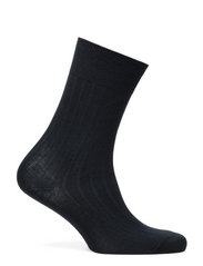 Rib-Knit Trouser Socks
