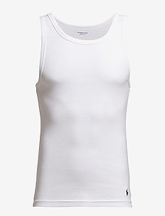 2 PACKS CLASSIC TANKS - basic t-shirts - white