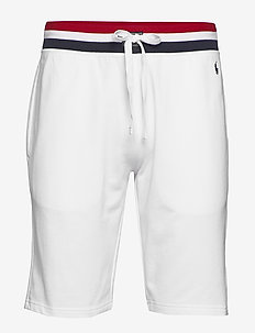Jersey Sleep Bottom - bottoms - white