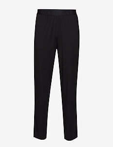 Slim-Fit Cotton Sleep Pant - POLO BLACK