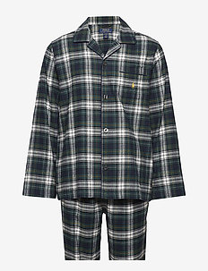 FLANNEL-SST - NEWTON PLAID