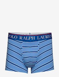 Stretch Cotton Trunk - RIVIERA BLUE STRI