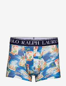 Stretch Cotton Trunk - ALOHA PRINT