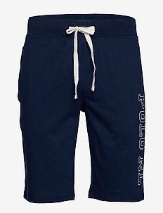 LIQUID COTTON-SSH-SLB - bottoms - cruse navy