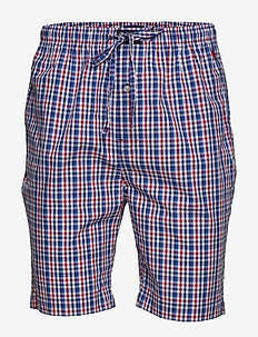 COTTON-SSH-SLB - underdeler - perry plaid