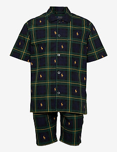 COTTON-SST - pyjamas - gordon plaid aopp