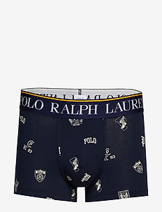 Skulls Stretch Cotton Trunk - CRUISE NAVY COLLE