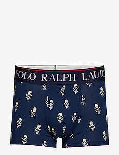 Skulls Stretch Cotton Trunk - FALL ROYAL AO SKU