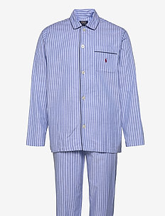 Cotton Sleep Set - pyjama's - madison stripe