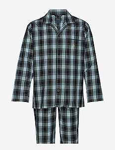 Cotton Sleep Set - WALES PLAID
