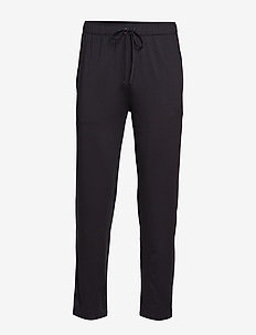 PJ PANT-PANT-SLEEP BOTTOM - POLO BLACK