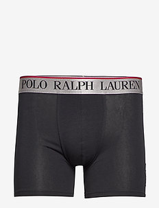 Big Pony Boxer Brief - POLO BLACK SILVER