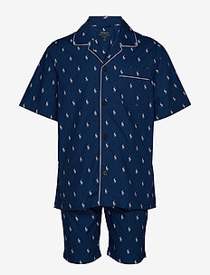 S/S PJ SET-SLEEP SET - FALL ROYAL AOPP N