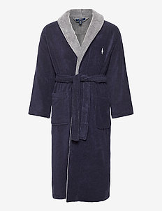 Big Pony Cotton Terry Robe - robes - cruise navy museu
