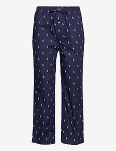 Plaid Pajama Pant - pyjamas - cruise navy / blu