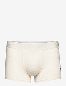 Stretch Cotton Trunk - boxershorts - chalk heather