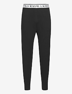 French Terry Jogger - bottoms - polo black