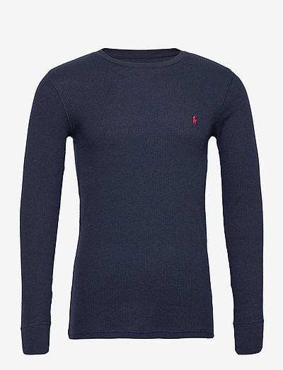 0 - basic knitwear - cruise navy