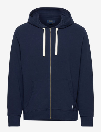 Stretch French Terry Hoodie - hoodies - cruse navy