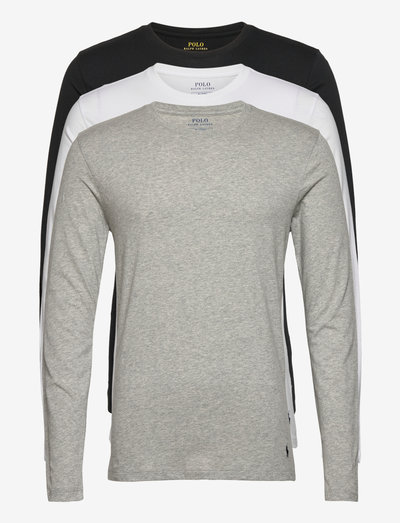 0 - basic t-shirts - 3pk white/black/a