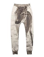 Baggy Leggings Fawn AOP - FAWN