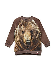 Basic Sweat - BROWN BEAR
