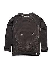 Basic Sweat Panther AOP - PANTHER