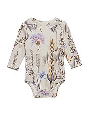Body Long Sleeve - WINTER FLOWER