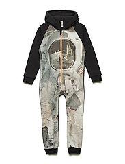 Hoodie Suit - YO ASTRONAUT