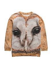 Loose Sweat Owl AOP - OWL
