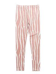 Leggings Zebra Rosa/Off White - ZEBRA ROSA/OFF WHITE