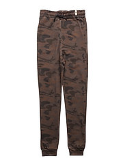 Sweat Pants Camo AOP - CAMO