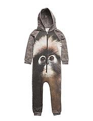 Hoodie Suit Monkey - MONKEY