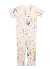 Summer Jumpsuit SS Flower - FLOWER