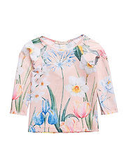 Swim Blouse Flower - FLOWER