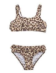 Ruffles Bikini Classic Leo - CLASSIC LEO