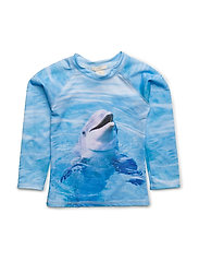 Swim blouse UV 40/50 - DOLPHIN