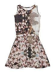 Tank dress - FLOWER