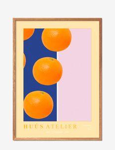 arancione - affiches - multi-colored