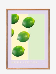 frutto-di-lime - affiches - multi-colored